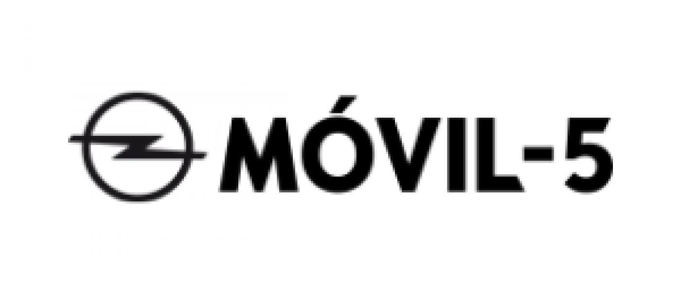 Logotipo del concesionario oficial Opel Móvil-5