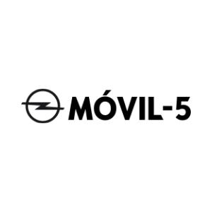 logotipo de concesionario Opel Móvil-5